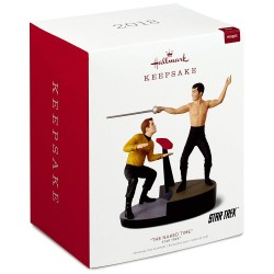 STAR TREK HALLMARK KEEPSAKE...