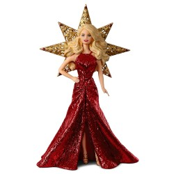 Barbie Holiday barbie met...