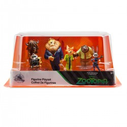 DISNEY Zootopia FIGURE PLAY...