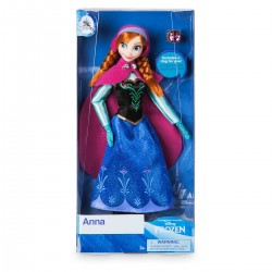 Disney Frozen Anna barbie pop