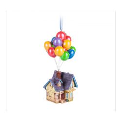 Disney Up Huis Ornament
