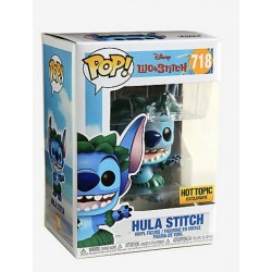 DISNEY FUNKO POP HULA STITCH