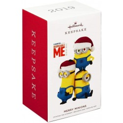Merry Minions- Despicable...