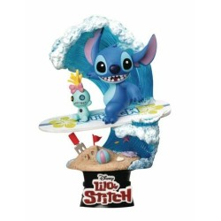 Disney Stitch surf beast...