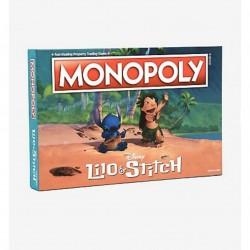 DISNEY LILO & STITCH MONOPOLY