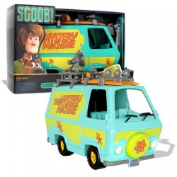 Scooby-Doo Mystery Machine...