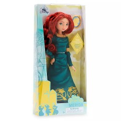 Disney Brave Merida barbie pop