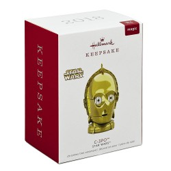 Star Wars C3PO Ornaments...