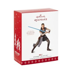 Star Wars Rey ornament 2017