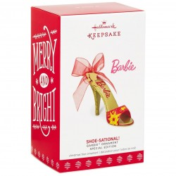 BARBIE HALLMARK KEEPSAKE...